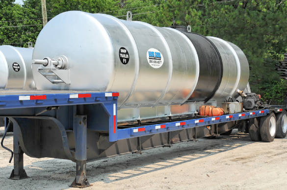Gem Seal Delivery Tanks