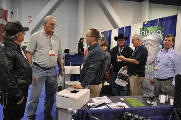 Live Demonstrations at NPE West 2011