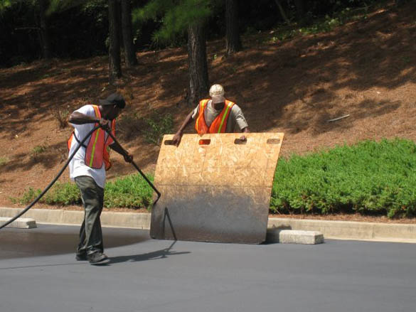 asphalt enterprises sealcoating