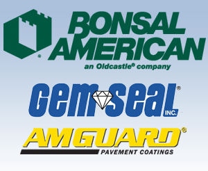 Bonsal American Selects GemSeal as its Exclusive Pavement Maintenance Brand