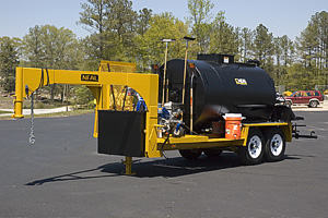 Neal Gooseneck Trailers with ESSP Smart Pump