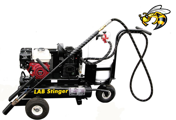 The LAB Stinger / All-In-One Portable Heat Lance