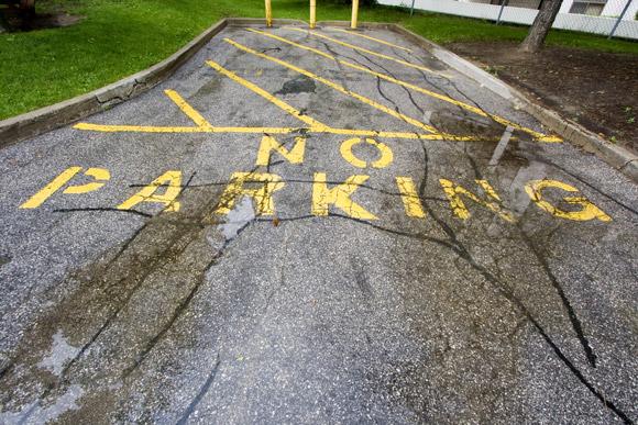 Bad Parking Lot