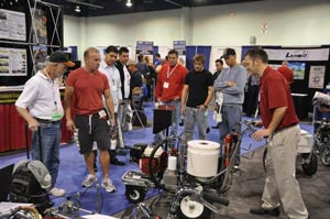 2011 NPE West Adds Live Demonstrations, Changes Name to Pavement Live