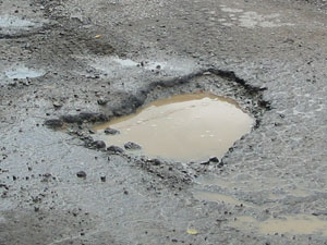 Pothole Repair: Steps for a Standard Replacement Patch