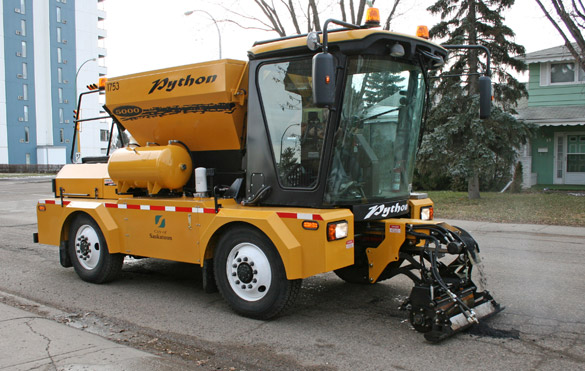 Asphalt dura patcher for sale