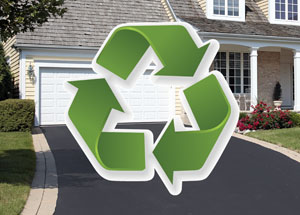 Recycling Asphalt Driveways – Early Bird Gets the Worm