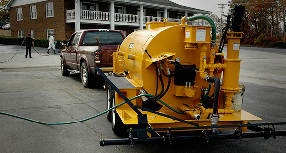 Sealcoating Equipment