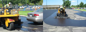Sealcoating with Coal Tar - Planning Ahead is Important!