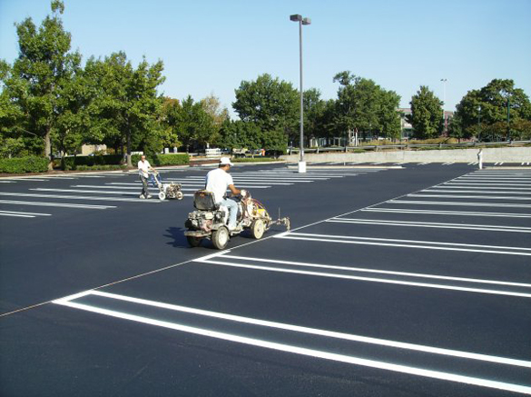 Asphalt Enterprises Striping
