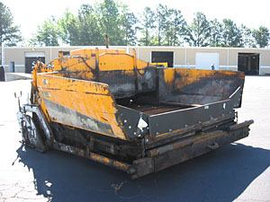 What to Look For When Buying Used Asphalt Paving Equipment