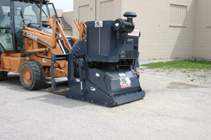 Zanetis introduces updated series of milling attachments for loader backhoes