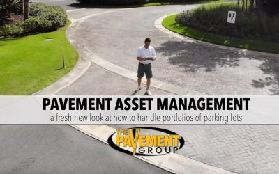 Pavement Asset Management