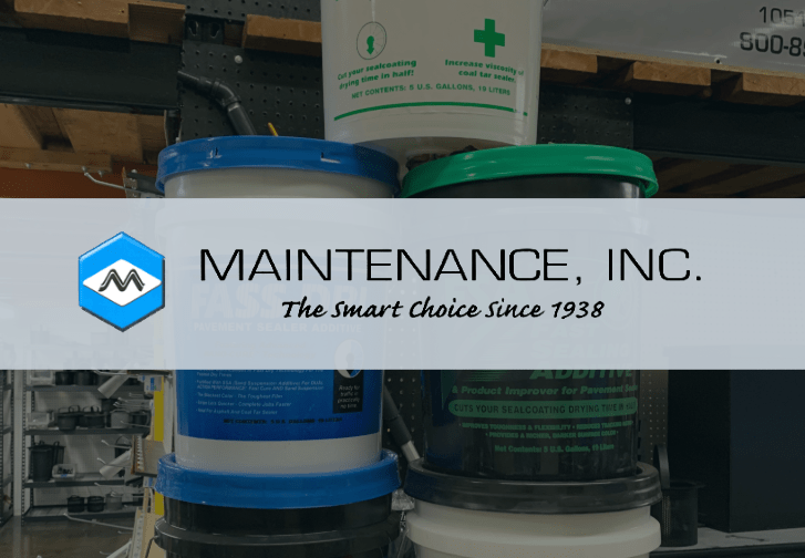 Maintance, Inc to Promote Seal Coating Additive Line at the National Pavement Expo 2020