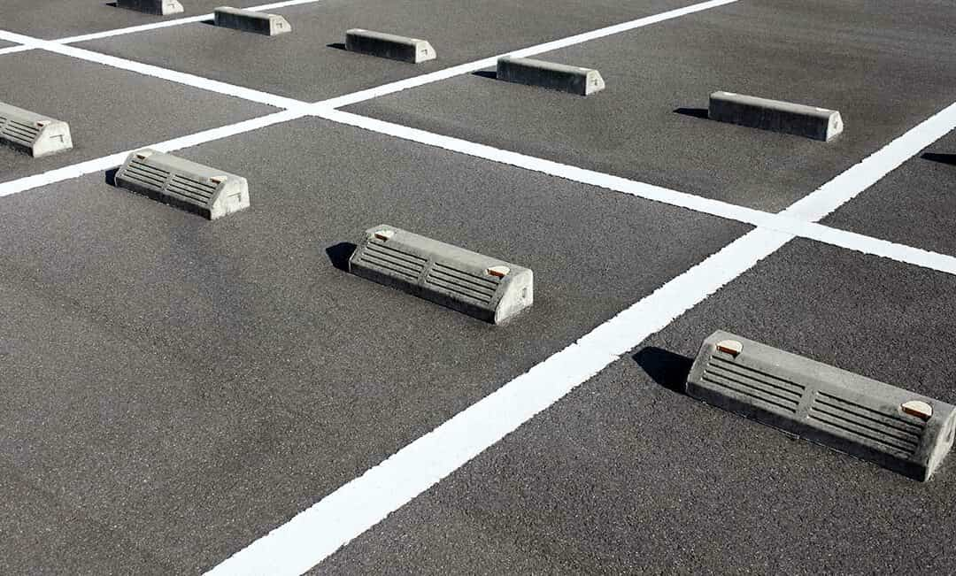 Parking Wheel Stops Tire Stoppers