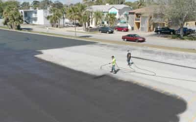 Sealcoating Cost: How Much Does it Cost to Sealcoat an Asphalt Parking Lot or Driveway?