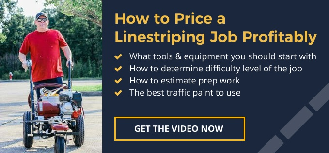 How to Price a Linestriping Job Profitably